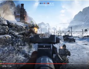 Battlefield V Assault & Sniper Class Multiplayer Gameplay – E3 2018