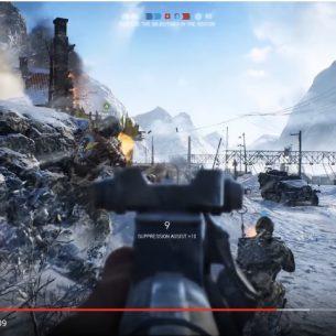 Battlefield V Assault & Sniper Class Multiplayer Gameplay – E3 2018
